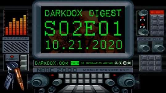 DarkDox Digest S02E01 10-21-2020